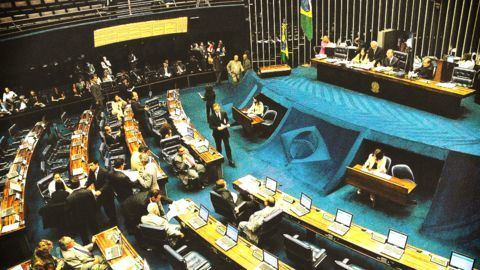 Brazil's historic impeachment vote
