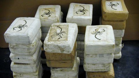 Maritime trafficking of cocaine on the rise