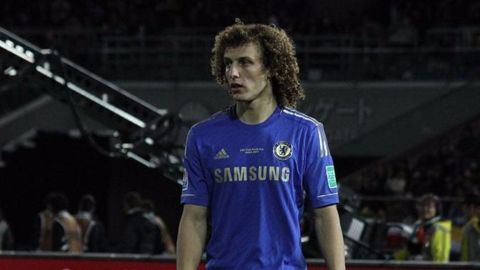 David Luiz's surprise return to Chelsea