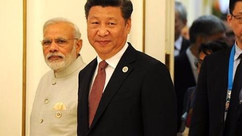Modi meets Xi Jinping to discuss bilateral ties