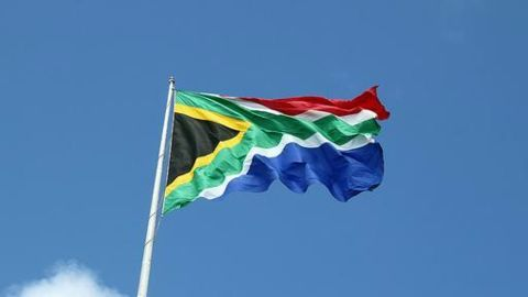 South Africa starts playing international cricket