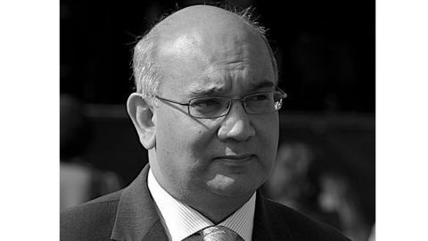 Keith Vaz confronted by sex scandal