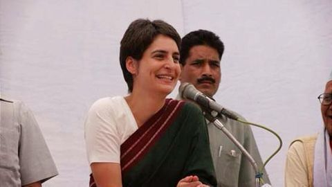 Priyanka Gandhi to be the lead campaigner in UP