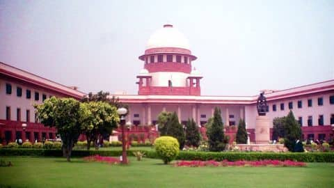 Singur Land case: SC bench delivers two separate judgments