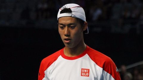 Nishikori upsets Murray