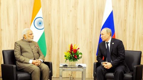 Indo-Russian defence ties