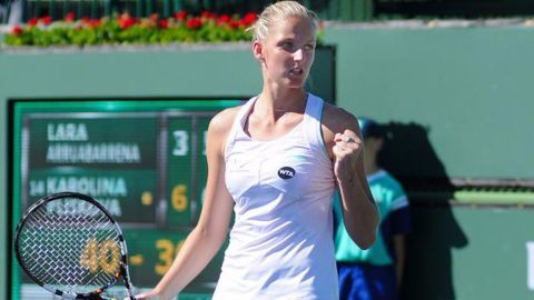 Pliskova ends Serena's run at US Open
