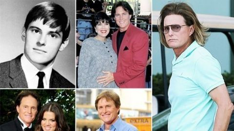 Bruce Jenner's journey to break free