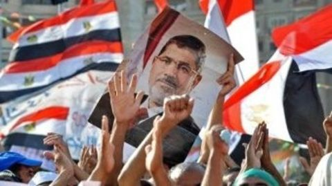 Morsi's brief term at being the President