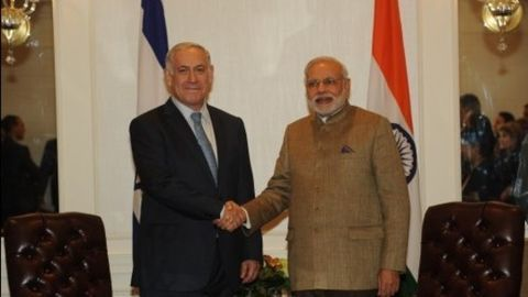 India Israel relationship