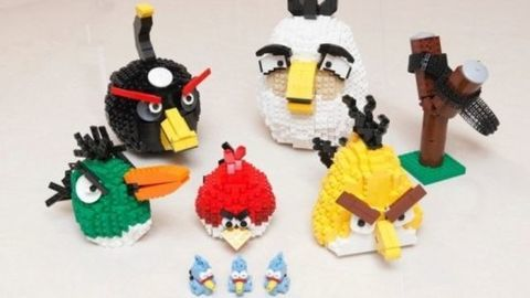 Angry Birds maker moves into Lego territory