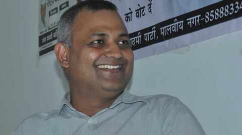 Somnath Bharti's controversial journey!