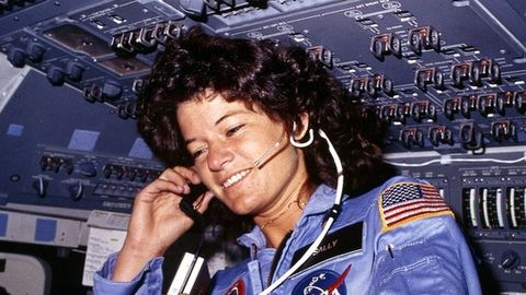Women in space from across the world!