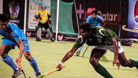 Indian men's hockey scores big to reach Rio
