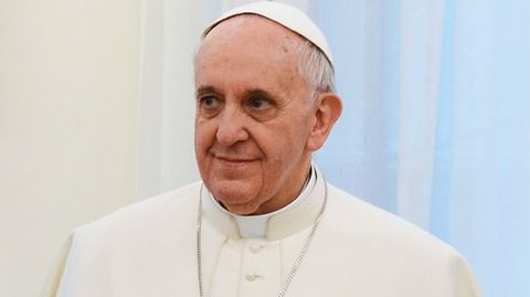 Those in the weapons industry not Christian - Pope