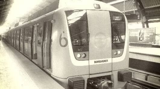 Chennai's Metro joy ride!
