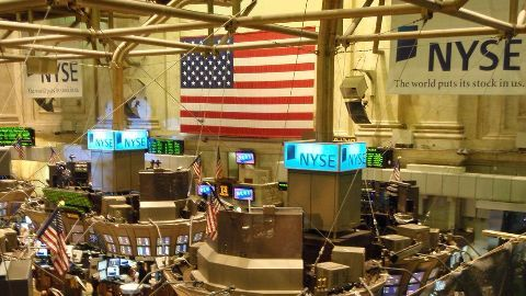 New York Stock Exchange goes into coma