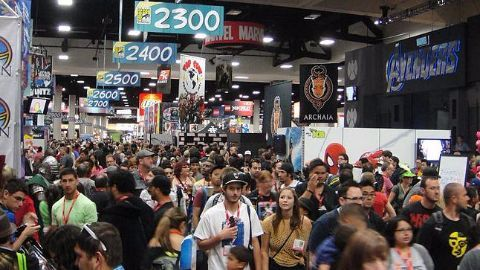 Comic-Con: A big hit among people!