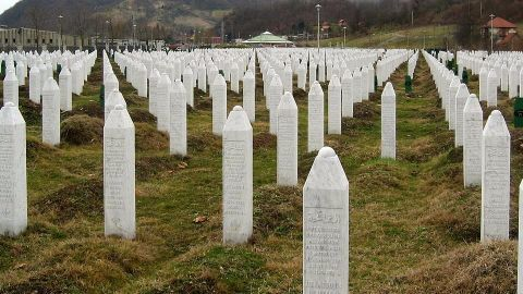 Commemorating the Srebrenica Massacre