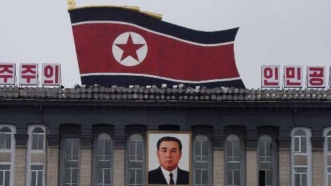 North Korea gives its missile tower an upgrade