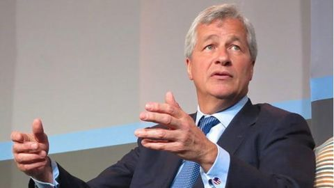 JPMorgan's CEO vociferously endorses PM Modi's initiatives