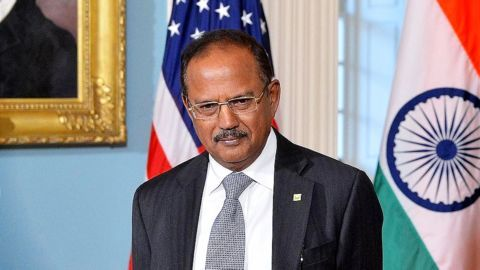 Indians confident of Modi's foreign policy shaped by NSA Doval