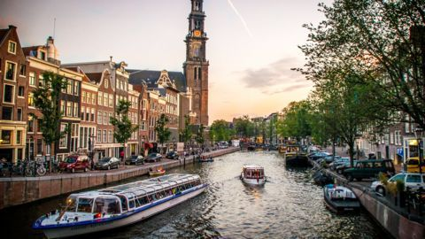 Amsterdam to launch self-driving Roboats in 2017