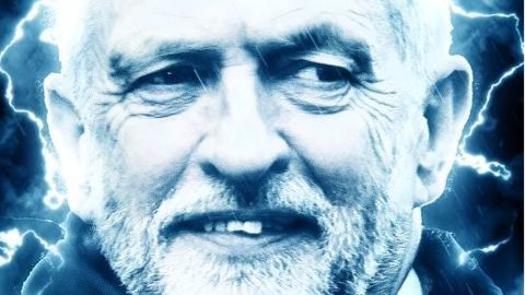 Labour Party's Jeremy Corbyn re-elected as party leader