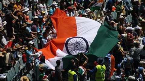 India win first test against New Zealand