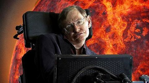 Stephen Hawking warns about contacting alien life