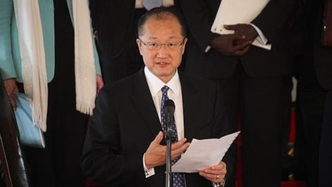 World Bank confirms re-appointment of Jim Yong Kim as President