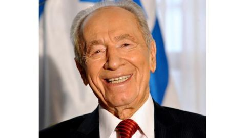 The Life and Times of Shimon Peres