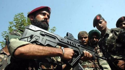 India targeted terror camps across LoC: DGMO