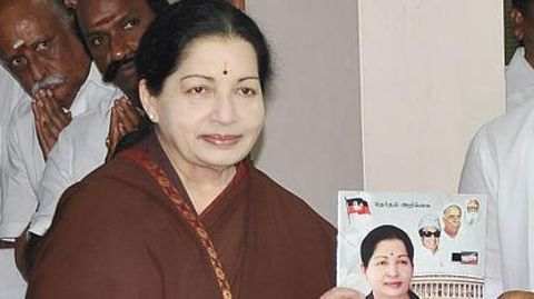 Tamil Nadu's Amma: Her life in a snapshot