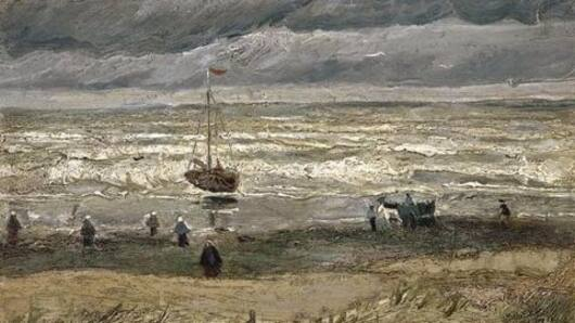 Van Gogh paintings, the infamous heist and recovery