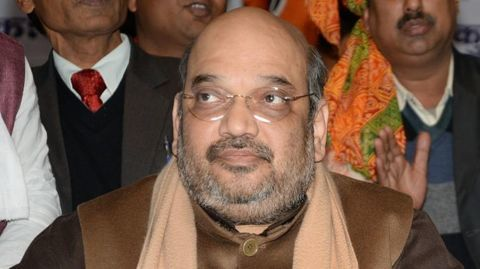 Amit Shah says recovered black money to aid farmers