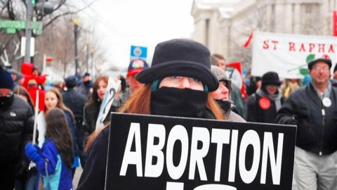 The Polish abortion issue
