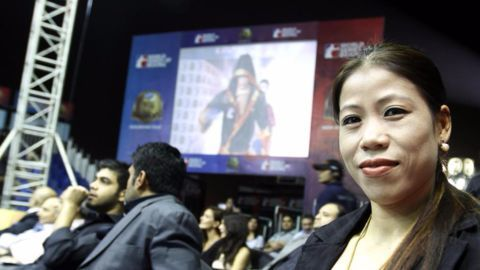 Boxing legend, Mary Kom, molested multiple times