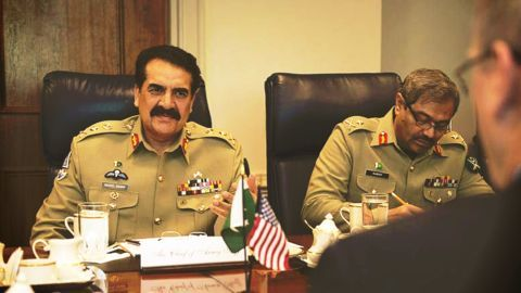 Next Pakistani Army Chief - A complicated decision?