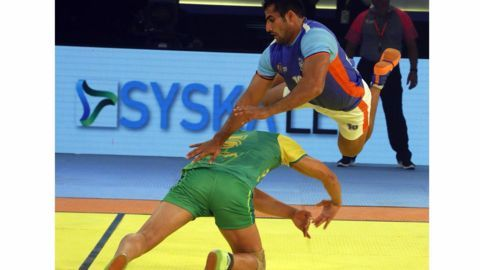 India bounces back to defeat Australia in Kabaddi WC