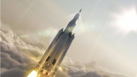 Boeing's plans to get people to Mars
