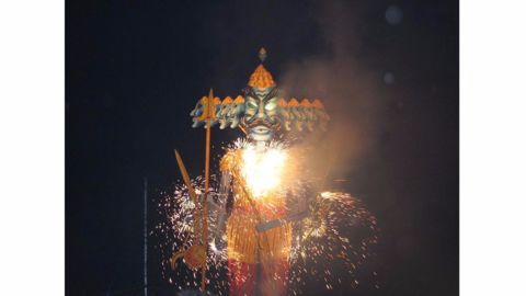 Dussehra's diverse celebrations across India and beyond
