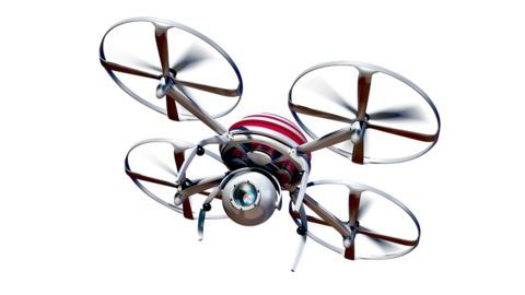 ISIS switches to drones
