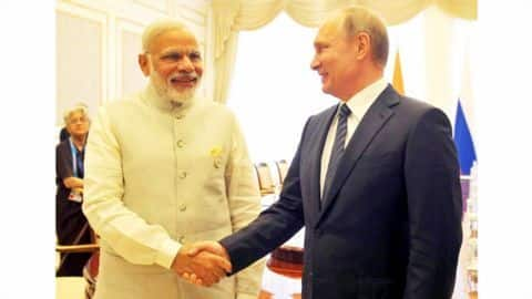Rs.39,000 crore S-400 Triumf Indo-Russian deal to be inked