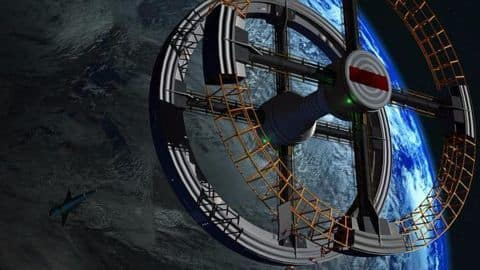 """Scientists lay down plans for """"Asgardia"""""""