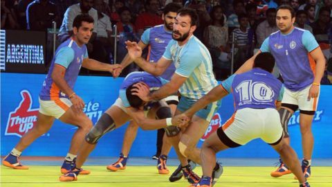 India trounced Argentina to move an inch closer to semis