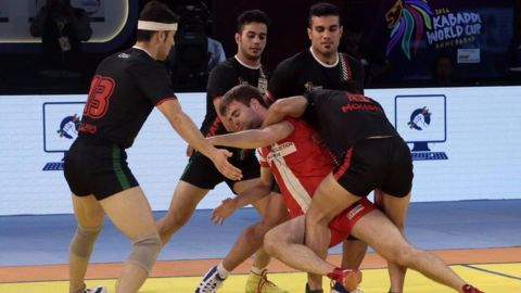 2016 Kabaddi World Cup - Day 11 Updates!