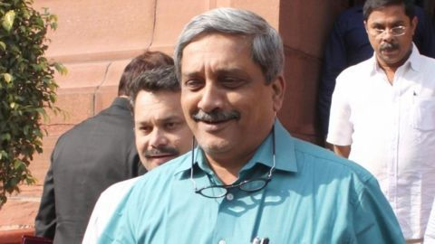 Goa-Gujarat combination made surgical strike possible: Parrikar