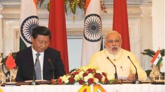 India-China facing off in a trade war?