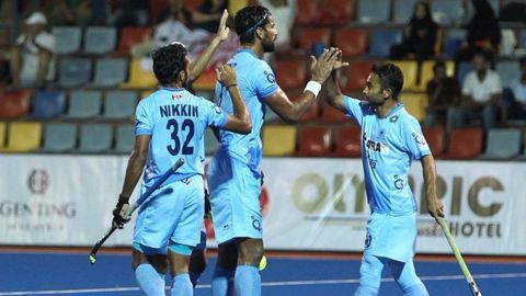 Asian Hockey Champions Trophy 2016: Day 1 Updates